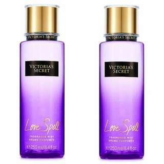 🆕 Victoria's Secret Love Spell Fragrance Mist