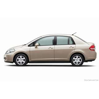 Nissan Latio for CNY (LAST CAR)
