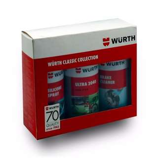 Wurth Classic Collection Set