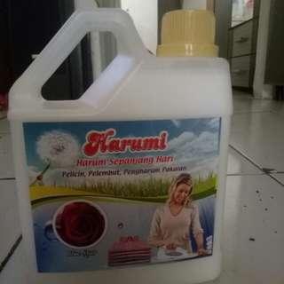 Harumi, parfume laundry