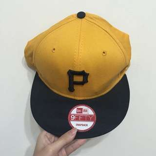 🚚 MLB 9FIFTY SNAPBACK P Logo Hat 帽子