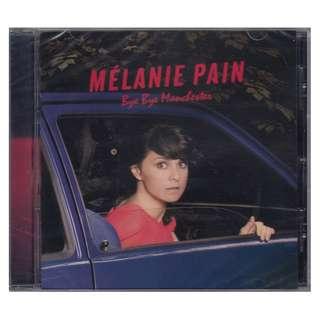 Melanie Pain: <Bye Bye Manchester> 2012 CD (Brand New)