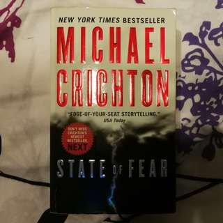 Book: State of Fear