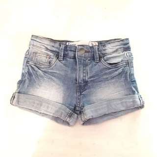 Charity Sale! Authentic Free by Cotton On Denim Shorts Size 9