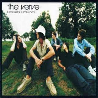 arthcd THE VERVE Urban Hymns CD (Bittersweet Symphony, Lucky Man, The Drugs Don't Work, Sonnet etc)