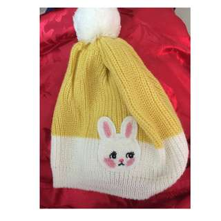 Preloved HnM Bunny Hat Negotiable