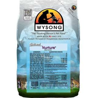 Wysong Optimal Nurture For Kittens & Young Adult Cat Food 5lb