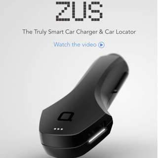 NONDA ZUS CAR SMART FAST CHARGER WITH GPS