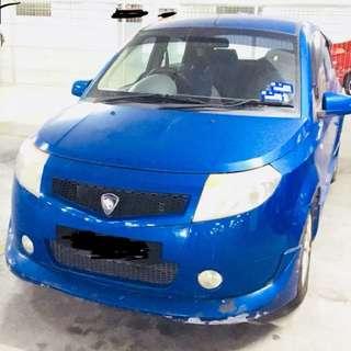 Proton Savvy 2007 (Auto) Blue