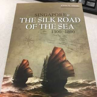 Singapore & The Silk Road of the Sea