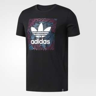 Brand New Adidas Trefoil Palm Tree