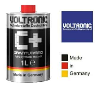 HONDA Freed Hybrid with VOLTRONIC Gran Turismo C+ Fully Ceramic  Motor Oil