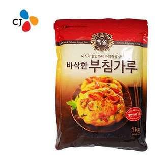 現貨│ 韓國CJ煎餅粉(1kg)(同牌兩款包裝隨機出貨)-效期2018.09.18 #新春八折