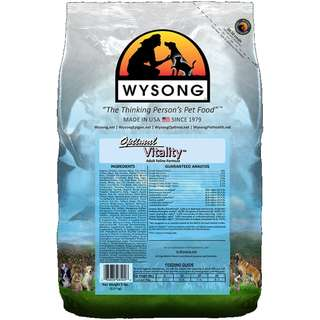 Wysong Optimal Vitality For All Life Stages Cat Food 5lb