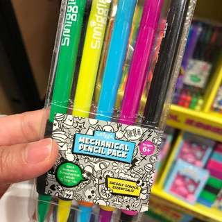 Smiggle mechanical pencil