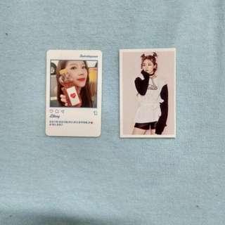 kpop twice twicetagram photocard
