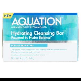 AQUATION HYDRATING BAR SOAP