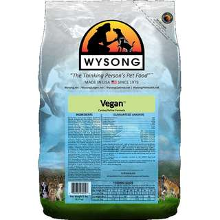 Wysong Vegan For Cats & Dogs Dry Food 5lb