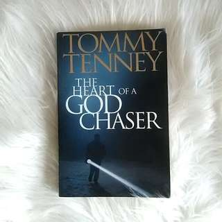 The Heart of a God Chaser, Tommy Tenney