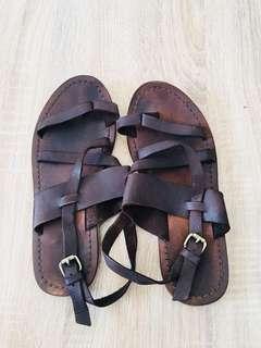 sandal zara man