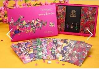 新年 Fashion Walk 開運招福貓 特別版 12生肖開運利是封禮盒 限量版