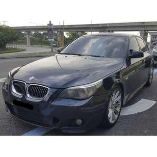 SAMBUNG BAYAR/CONTINUE LOAN BMW E60 525i(A) M-Sport