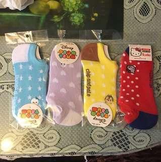 Tsum Tsum 襪