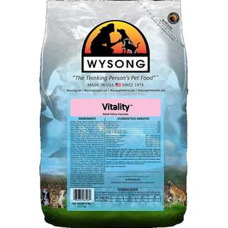 Wysong Vitality For Adult Cats Dry Food 5lb