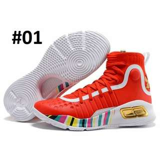 STEPHEN CURRY UNDER ARMOUR SC4 ..,,