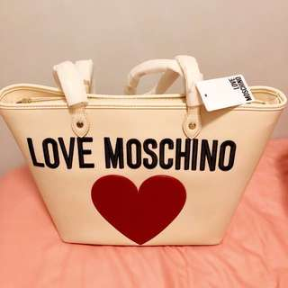 Love Moschino new tote bag❤️