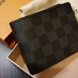 Dompet LOUIS VUITTON Daimer Original
