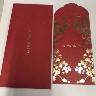 Givenchy 利是封red packet