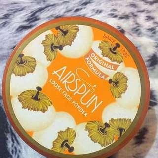 Coty Airspun loose powder