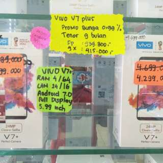 Vivo V7Plus Cicil Bunga Rendah Yesponsel