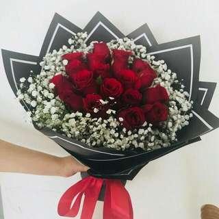 Flower Bouquet Flash Sale
