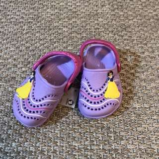 For you little one inspired crocs fits to 1-4 years old/direct contact #09956396640