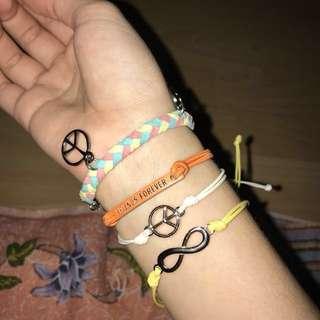 TAKE ALL hype bracelet murah