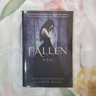 Fallen by Lauren Kate (novel)