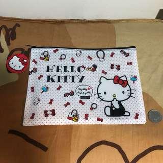 Hello Kitty 防水收納袋
