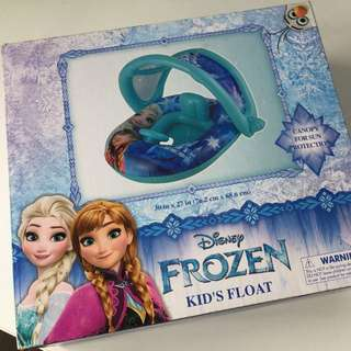 Disney Frozen kid's float