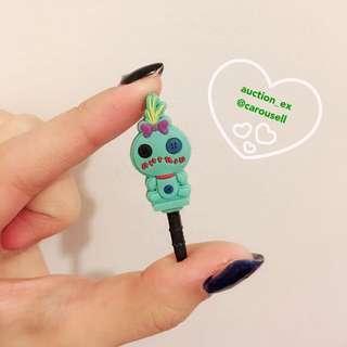 可愛小甘電話耳筒塞
