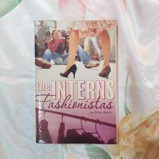 The Interns Fashionistas by Chloe Walsh (novel)
