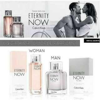 Parfume Enternity Women & Men 100ml