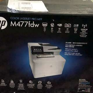 Brand New HP M477FDW Colour Laser Printer