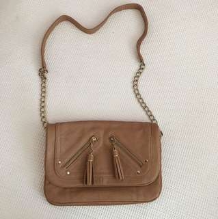 COLETTE Tan Bag