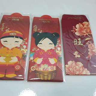 Red Packet 3 for $1- Set Q
