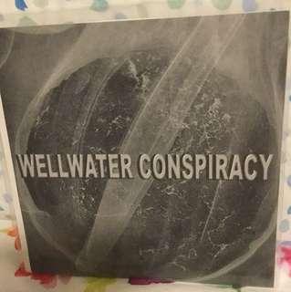 "Wellwater Conspiracy - 7"" vinyl record single - grunge era"