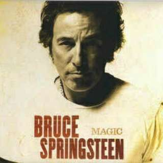 arthcd BRUCE SPRINGSTEEN Magic CD
