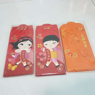 Red Packet 3 for  $1- Set R