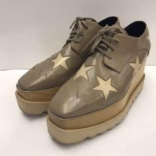 Stella McCartney Leather platform Shoes